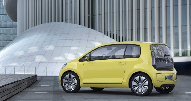 Volkswagen Up Exteriors Side View
