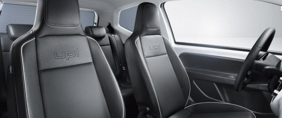 Volkswagen Up Interiors Seats