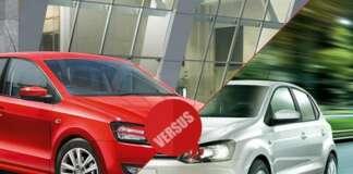 Volkswagen Polo Vs Volkswagen Polo GT TDI