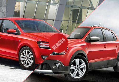Volkswagen Polo Vs Volkswagen Cross Polo