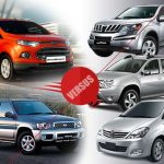 Comparison Between SUV's in India