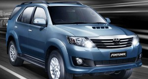 News on launch of Toyota Fortuner 2.5 L