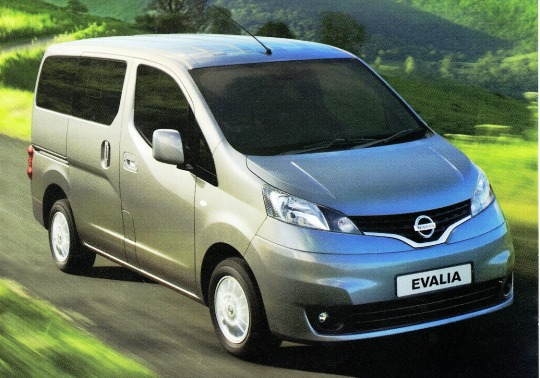nissan evalia xv opt dieselprice in india review pics. Black Bedroom Furniture Sets. Home Design Ideas