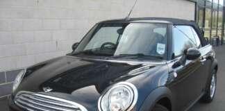 Mini Cooper Convertible 1.6 (Petrol)