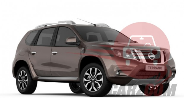 Nissan Terrano Exteriors Side View-1