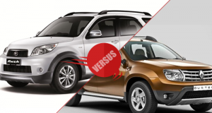 Toyota Rush vs Renault Duster