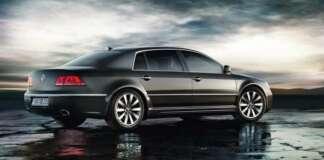 Volkswagen Phaeton 3.6L