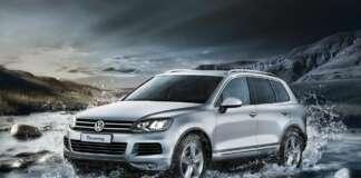 Volkswagen Touareg 3.0 V6 TDI (Diesel)
