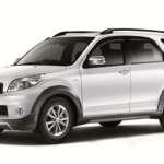 Toyota Rush 1.5G MT (Petrol)