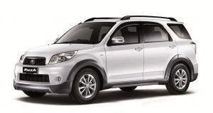 News on launch of Toyota Rush