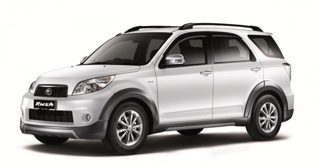 Launch Of Toyota Rush In India Specifications And