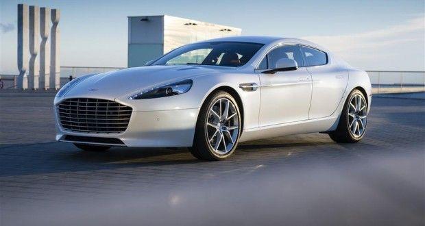 Aston Martin Rapide Exteriors Overall