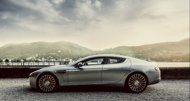 Aston Martin Rapide Exteriors Side View