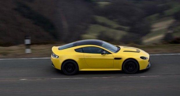 Aston Martin V12 Vantage Exteriors Overall