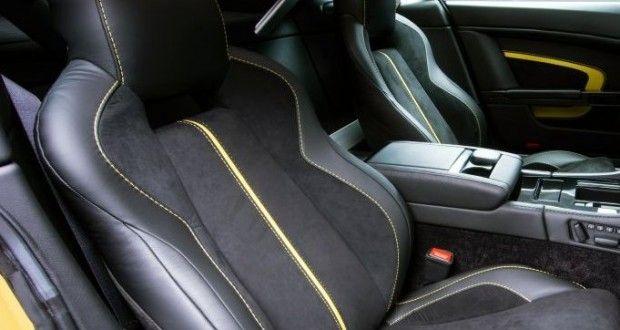 Aston Martin V12 Vantage Interiors Seats
