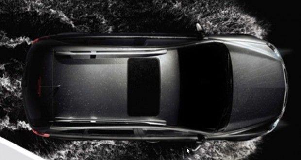 Chevrolet Captiva Exteriors Top View