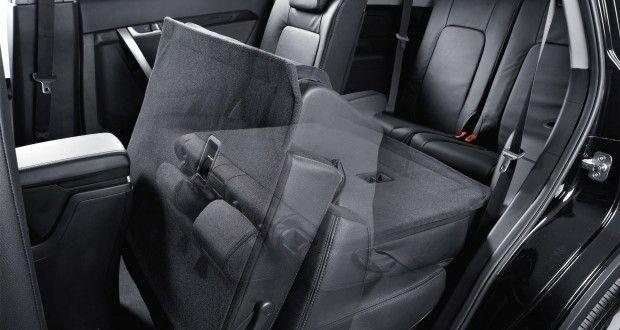 Chevrolet Captiva Interiors Seats