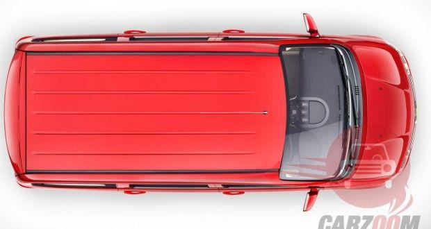Chevrolet Enjoy Exteriors Top View