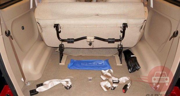 Chevrolet Enjoy Interiors Bootspace