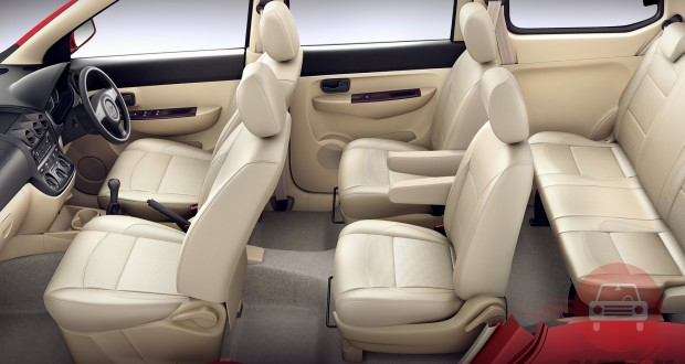 Chevrolet Enjoy Interiors Seats