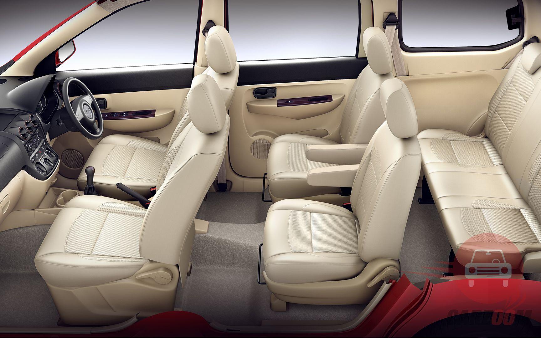 Chevrolet Enjoy Interiors Seats