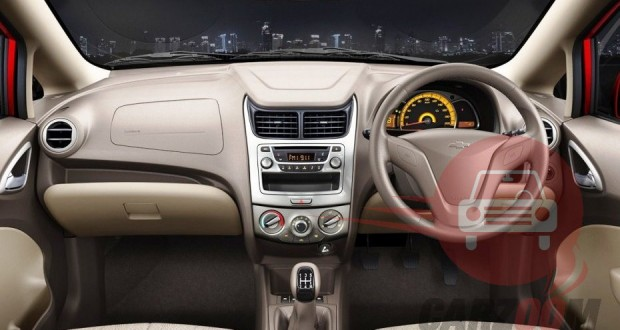 Chevrolet Sail U-VA Interiors Dashboard