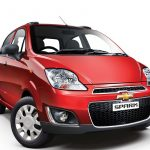 Chevrolet Spark Exteriors Overall