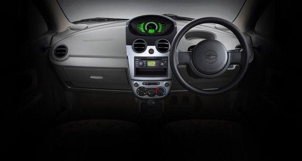 Chevrolet Spark Interiors Dashboard