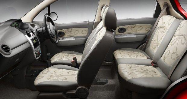 Chevrolet Spark Interiors Seats