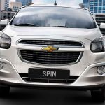 Chevrolet Spin Exteriors Front View