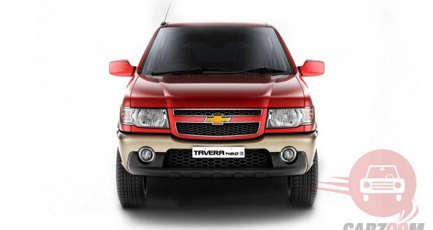 Chevrolet Tavera Exteriors Front View