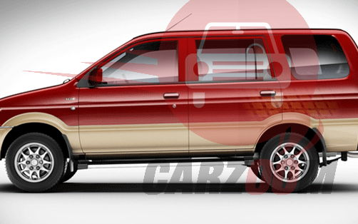 Chevrolet Tavera Exteriors Side View
