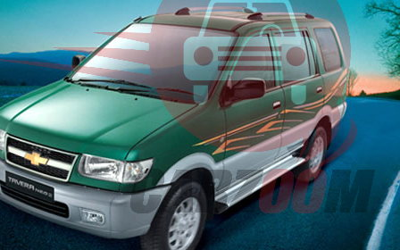Chevrolet Tavera Exteriors Top View