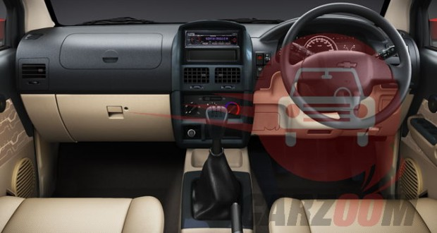 Chevrolet Tavera Interiors Dashboard