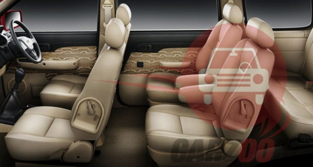 Chevrolet Tavera Interiors Seats
