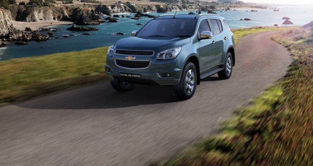 Chevrolet TrailBlazer - Specifications and Features
