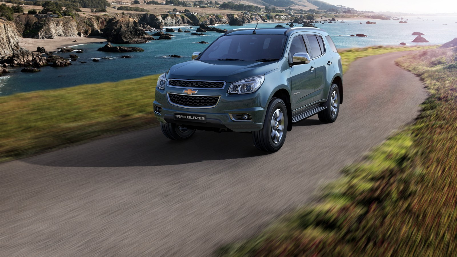 Chevrolet Trailblazer Exteriors Front View