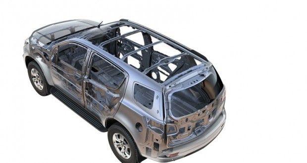 Chevrolet TrailBlazer Exteriors Overall