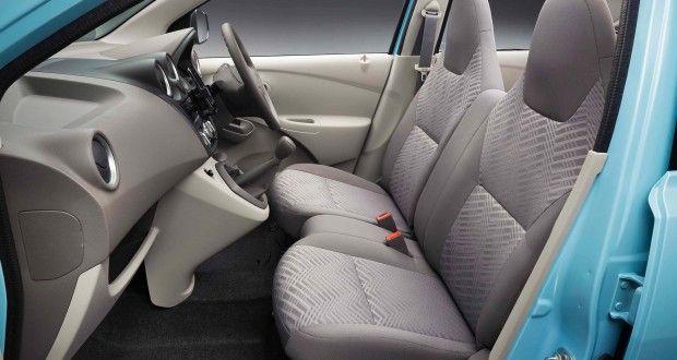 Datsun Go Interiors Seats