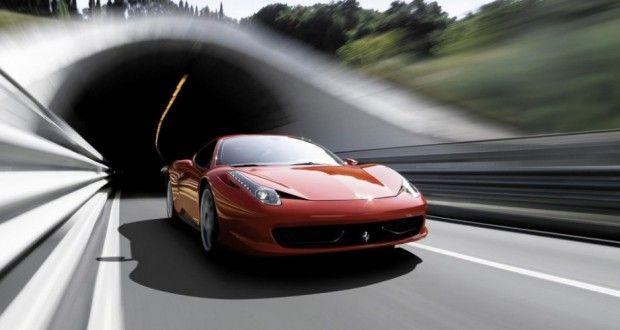 Ferrari 458 Italia Exteriors Front View
