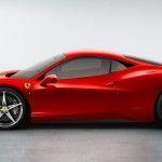 Ferrari 458 Italia Exteriors Overall