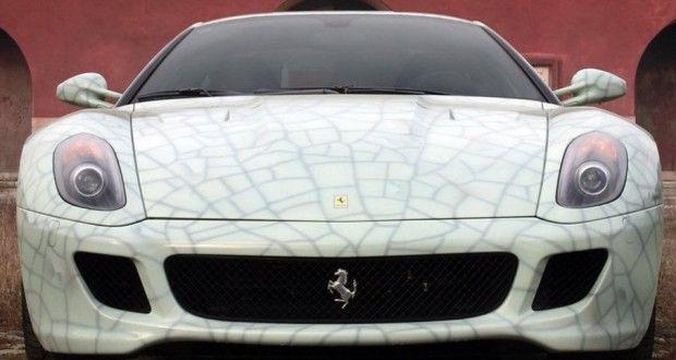 Ferrari 599 GTB Fiorano Exteriors Front View