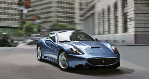 Ferrari California Exteriors Overall