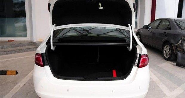 Fiat Viaggio Interiors Bootspace