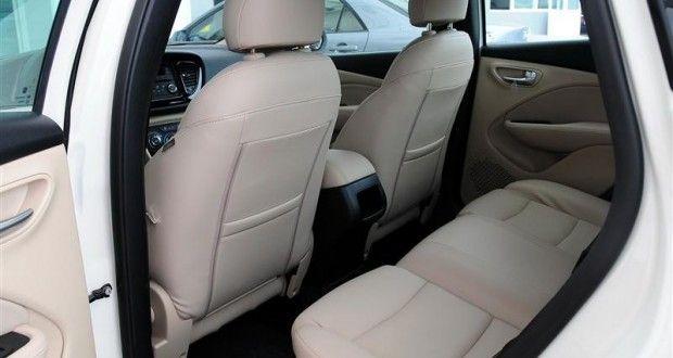 Fiat Viaggio Interiors Seats