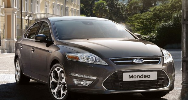 Ford Mondeo Exteriors Front View
