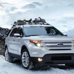 Ford New Endeavour Exteriors Overall