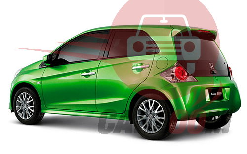 Honda Brio Exteriors Side View