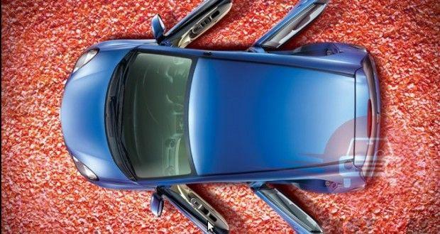 Honda Brio Exteriors Top View