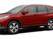 Honda CRV Diesel Exteriors Overall